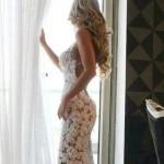 Элитные вечерние платья