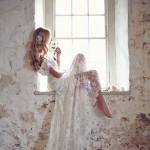 Вечерние платья с кружевом
