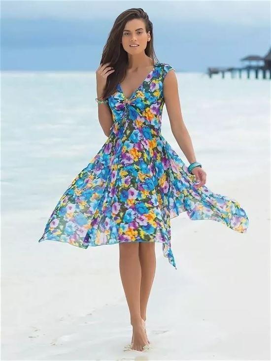 вещевого обеспечения платья для отдыха на море фото так выглядели девушки