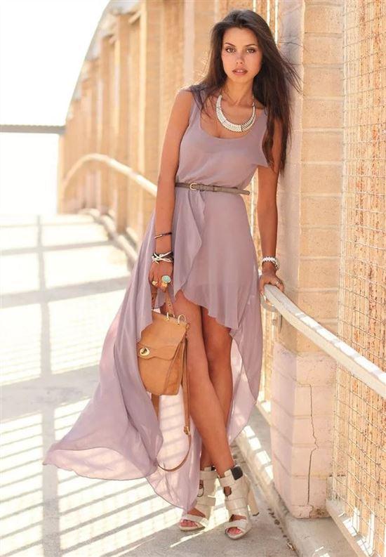 Модные платья на свадьбу лето фото
