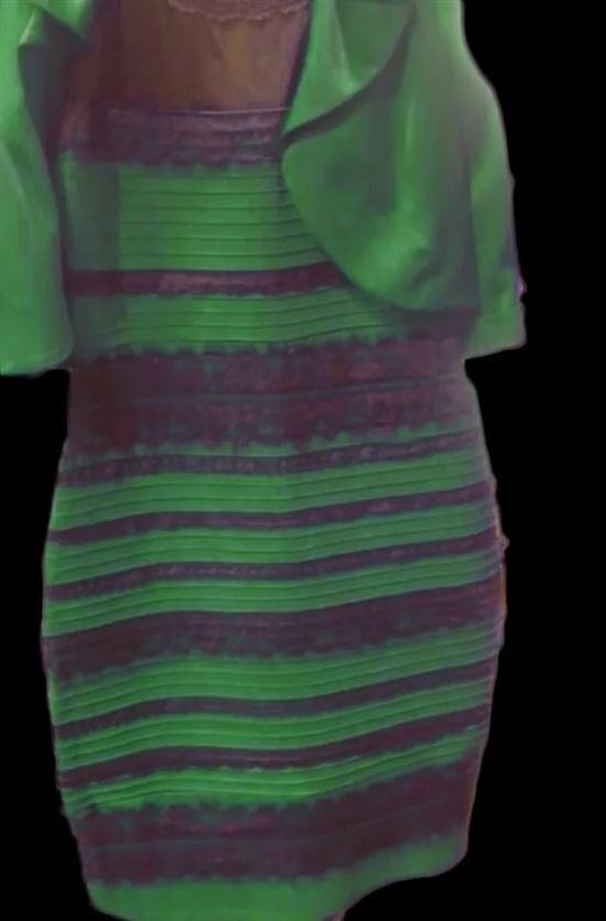 создания качественного платье которое все видят по разному фото вероятнее всего