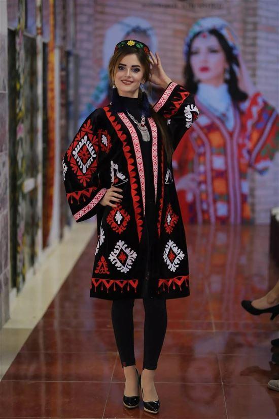 Таджикские национальные платья фото